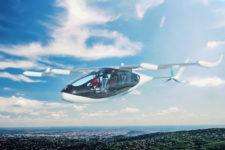 Rolls-Royce разрабатывает летающее такси