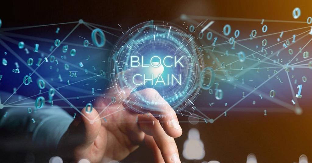 блокчейн-приложения