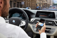 Голосовой помощник в автомобиле: BMW интегрировал Alexa