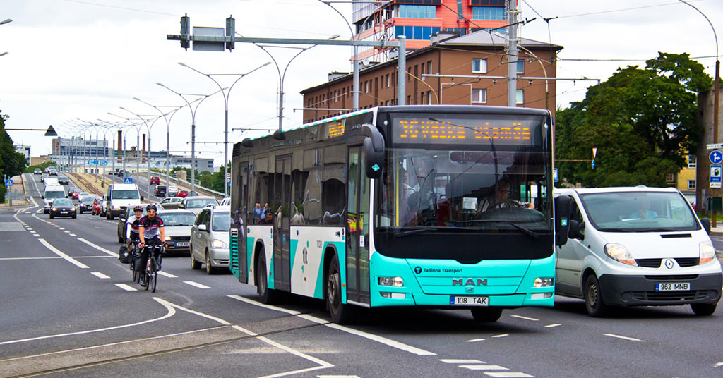 транспорт в Таллинне
