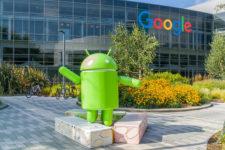 Google покупает стартап в сфере технологий для розничных торговцев