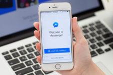 В мессенджере Facebook теперь можно пересылать криптовалюту