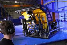 Подводная логистика: в Китае создали робота для перевозок под водой