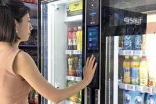 Китай наводнили умные торговые автоматы