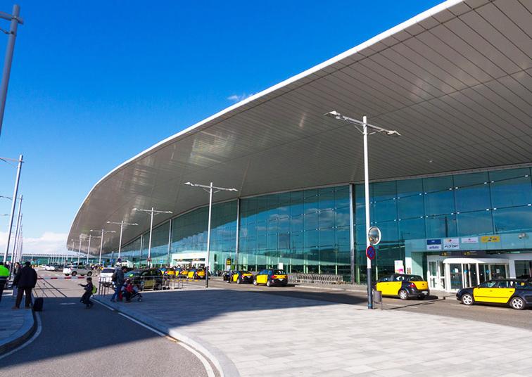 аэропорт Эль Прат