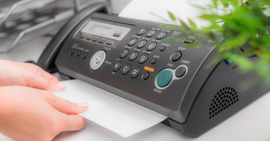 корпоративный факс