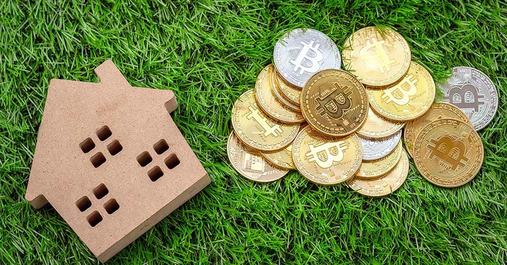 жилье за Bitcoin