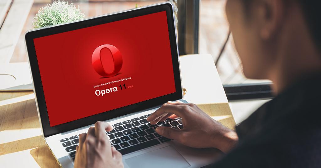 криптокошелек Opera