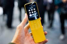 Продажи кнопочных телефонов растут во всем мире