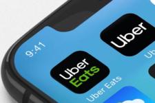 У сервиса такси Uber теперь новый логотип