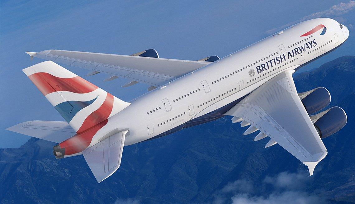 утечка данный в British Airways