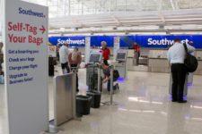 Еще один аэропорт перешел на современные системы самообслуживания