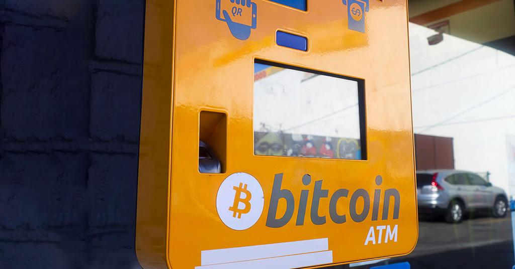количество биткоин-банкоматов