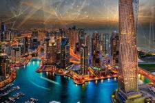 В ОАЭ запустили платежную систему на блокчейн
