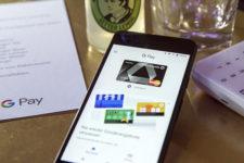Мобильный кошелек Google Pay запущен еще в одной стране