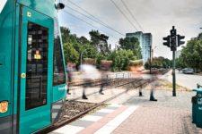 Беспилотный трамвай: опубликовано видео испытаний новинки в Европе