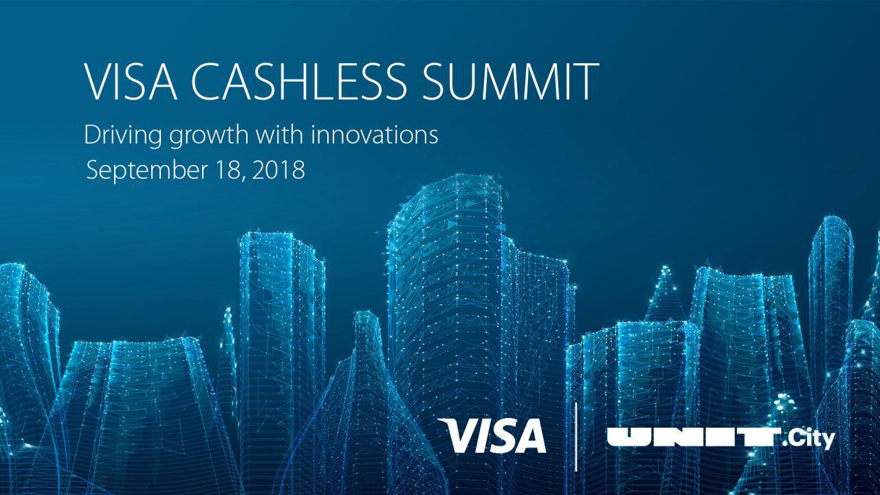 Visa Cashless Summit