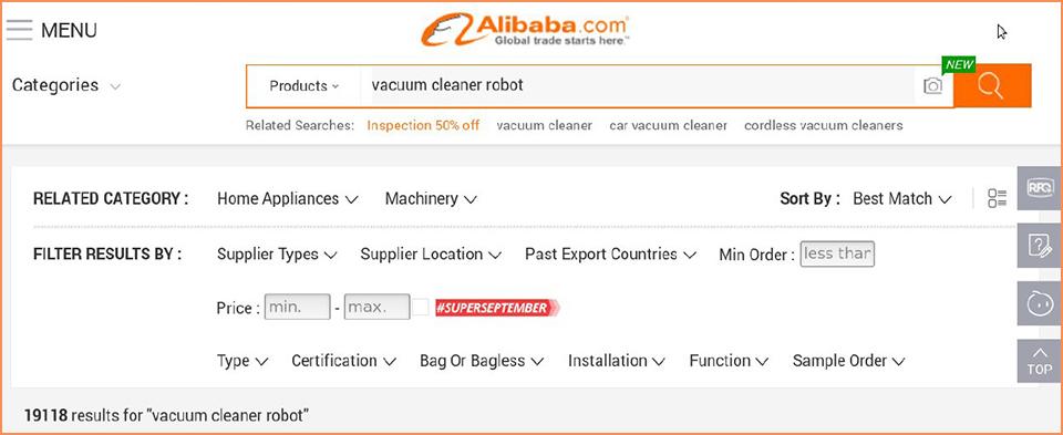 как покупать товар на алибабе
