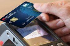 Платеж без PIN: в бесконтактные карты встроили сканер отпечатков