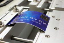 Через пять лет биометрические кредитки станут привычными