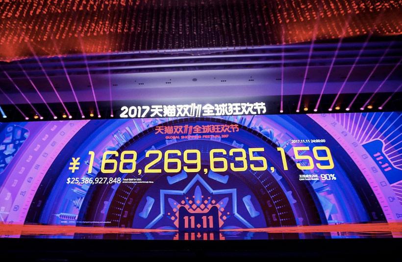день холостяков в китае 2019