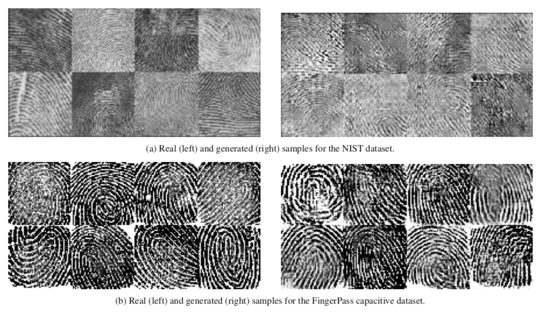 нейросеть нейронная сеть отпечатки пальцев