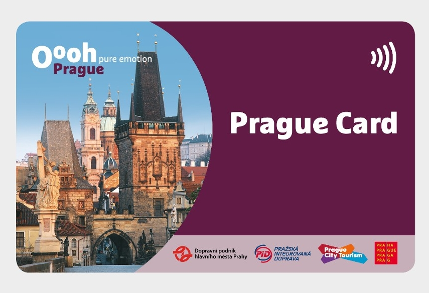 Prague Card оплата проезда