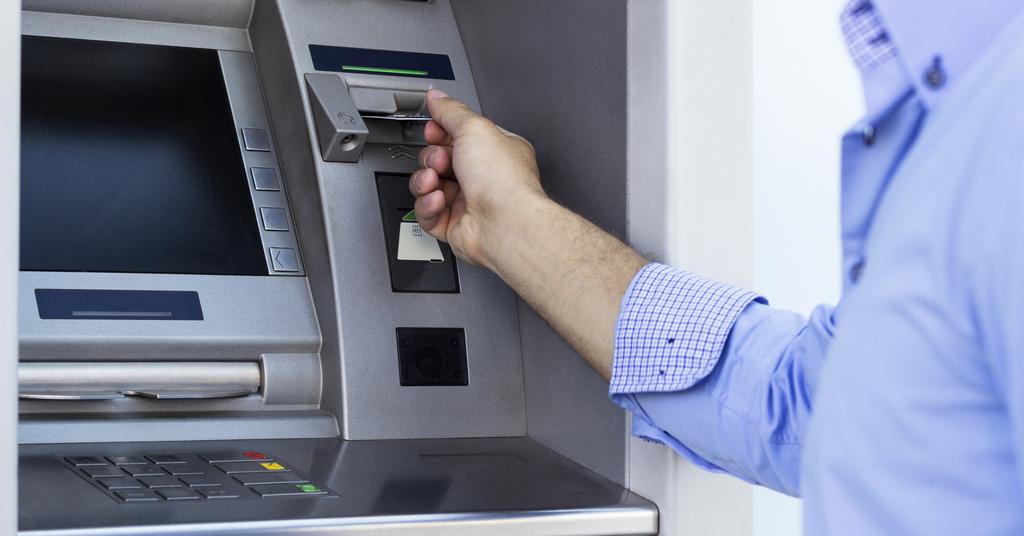 ATM банкомат
