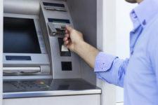 Мобильные платежи спровоцировали спад на рынке банкоматов