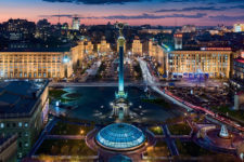 Google и Visa помогут модернизировать Киев