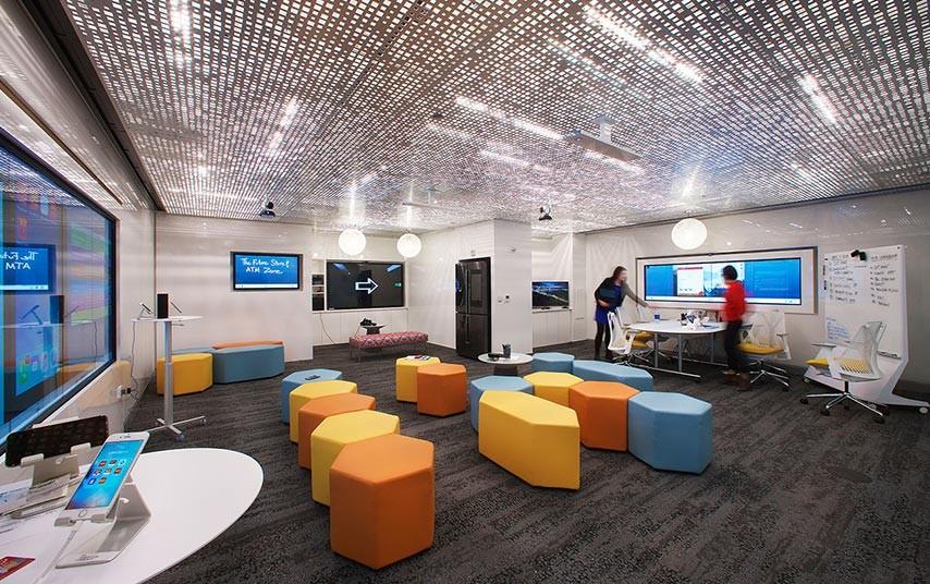 Финтех-лаборатория в банке