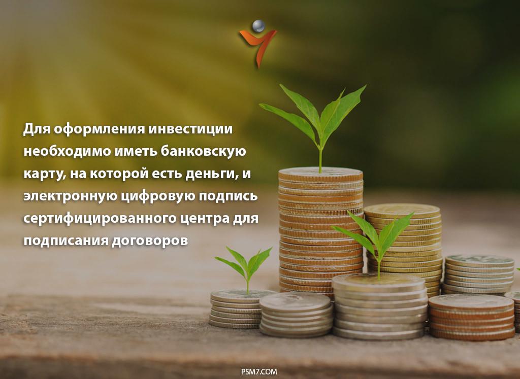 инвестиции малый бизнес