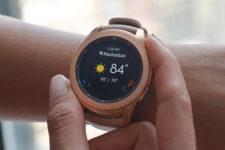 В смарт-часах Samsung может появиться сканер отпечатков
