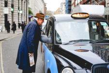 В одном из лондонских такси можно купить биткоины