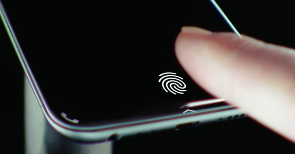 TouchID iphone мошенники