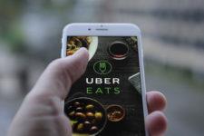 В приложении Uber Eats можно расплатиться Apple Pay: список стран