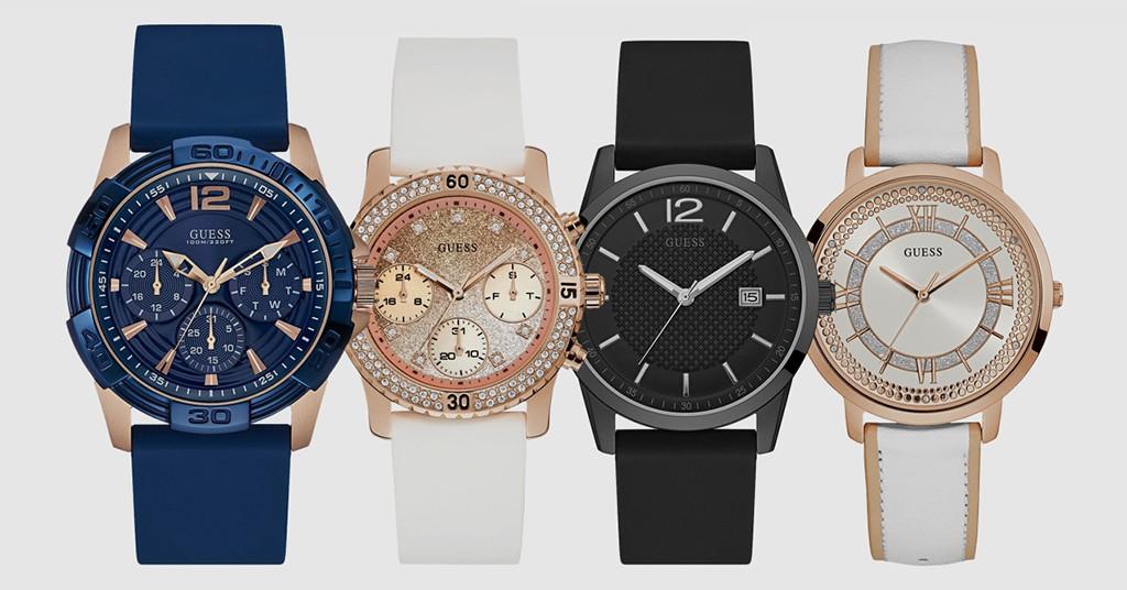 часы с опцией платежей