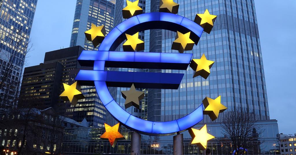 евро ЕЦБ банкнота купюра