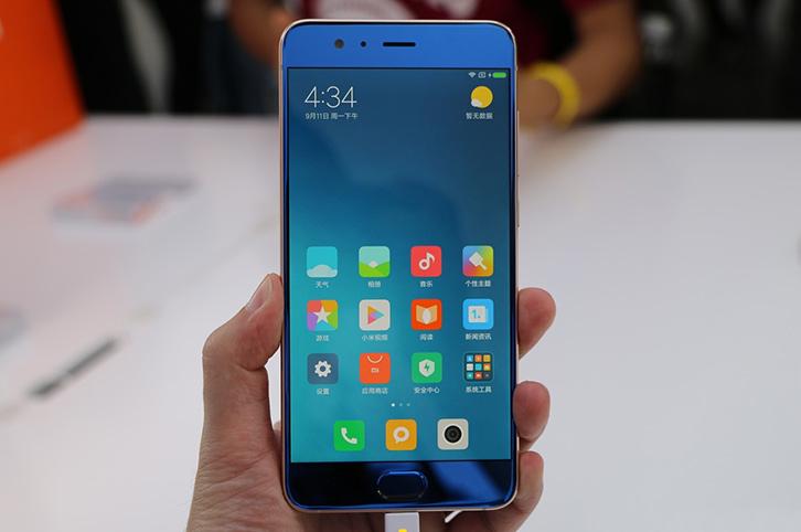 смартфоны с nfc xiaomi