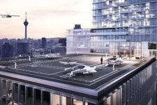 В Швейцарии традиционные такси заменят летающими