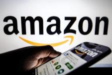 Рука вместо карты: Amazon запатентовала систему бесконтактной идентификации