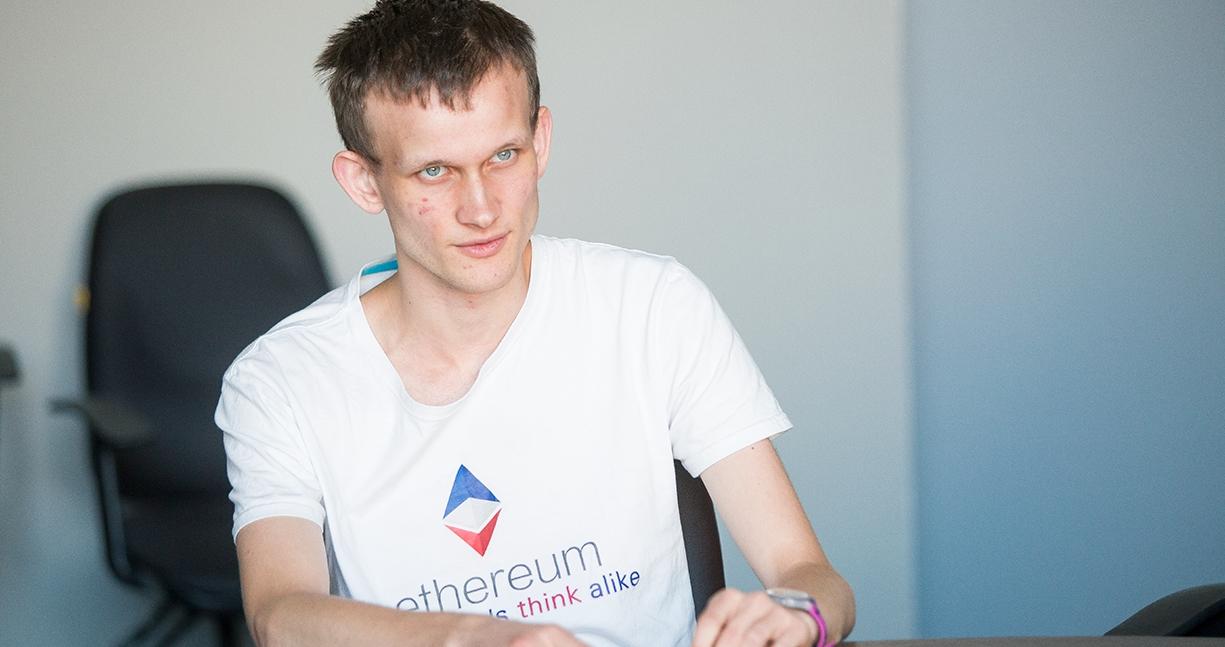 Ethereum эфириум эфир Виталик Бутерин