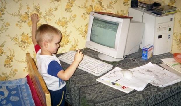 Виталик Бутерин детство