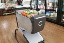 Смарт-тележка вместо кассы: в США автоматизируют супермаркеты