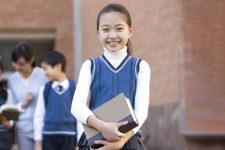 Форма с GPS и сигнализацией: в Китае будут следить за школьниками