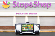 Магазин на колесах: в США модернизируют доставку продуктов