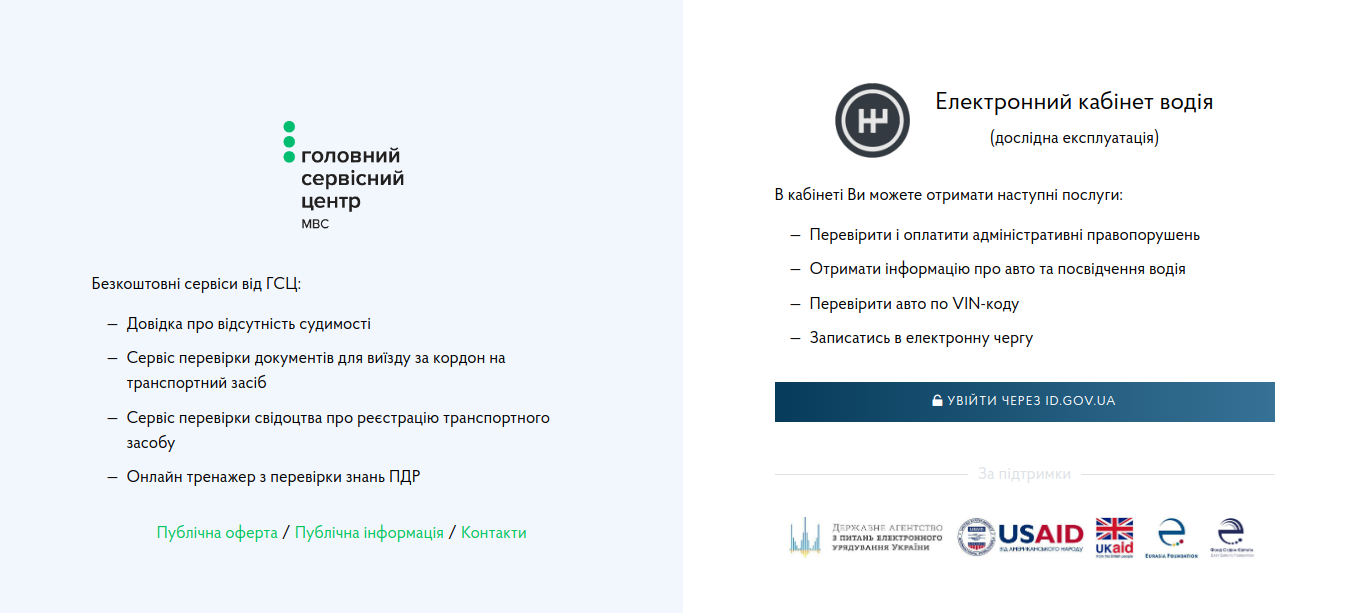 MobileID в Украине