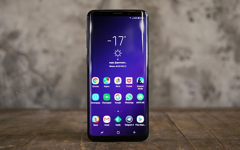 смартфоны Samsung Galaxy