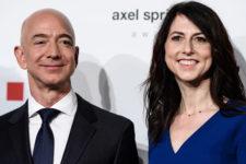Джефф Безос разводится: кому достанутся акции Amazon