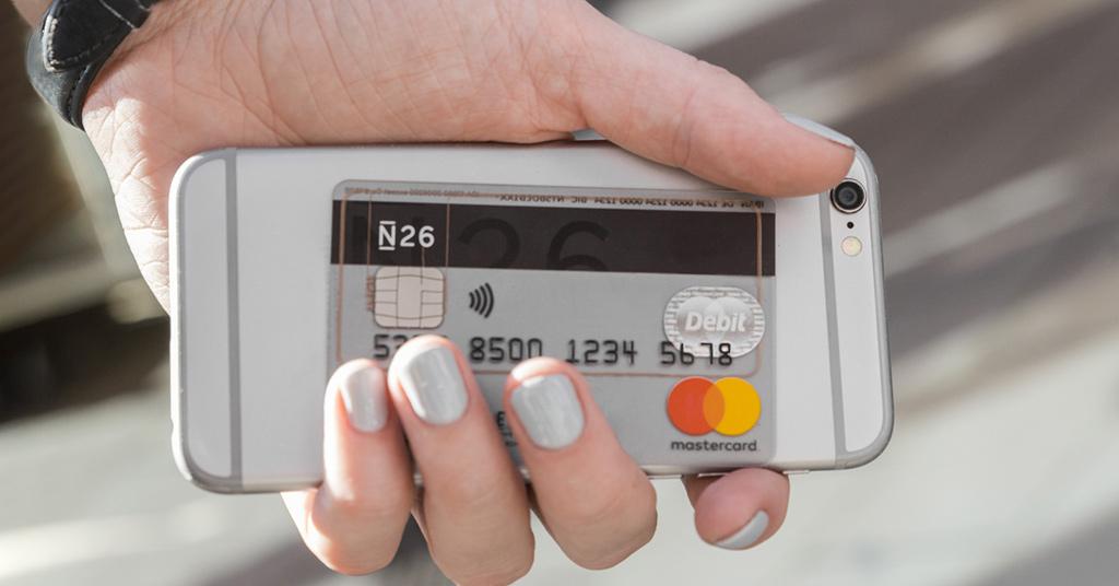 мобильный банк N26